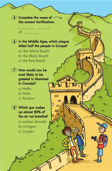 Usborne See Inside: General knowledge quizzes